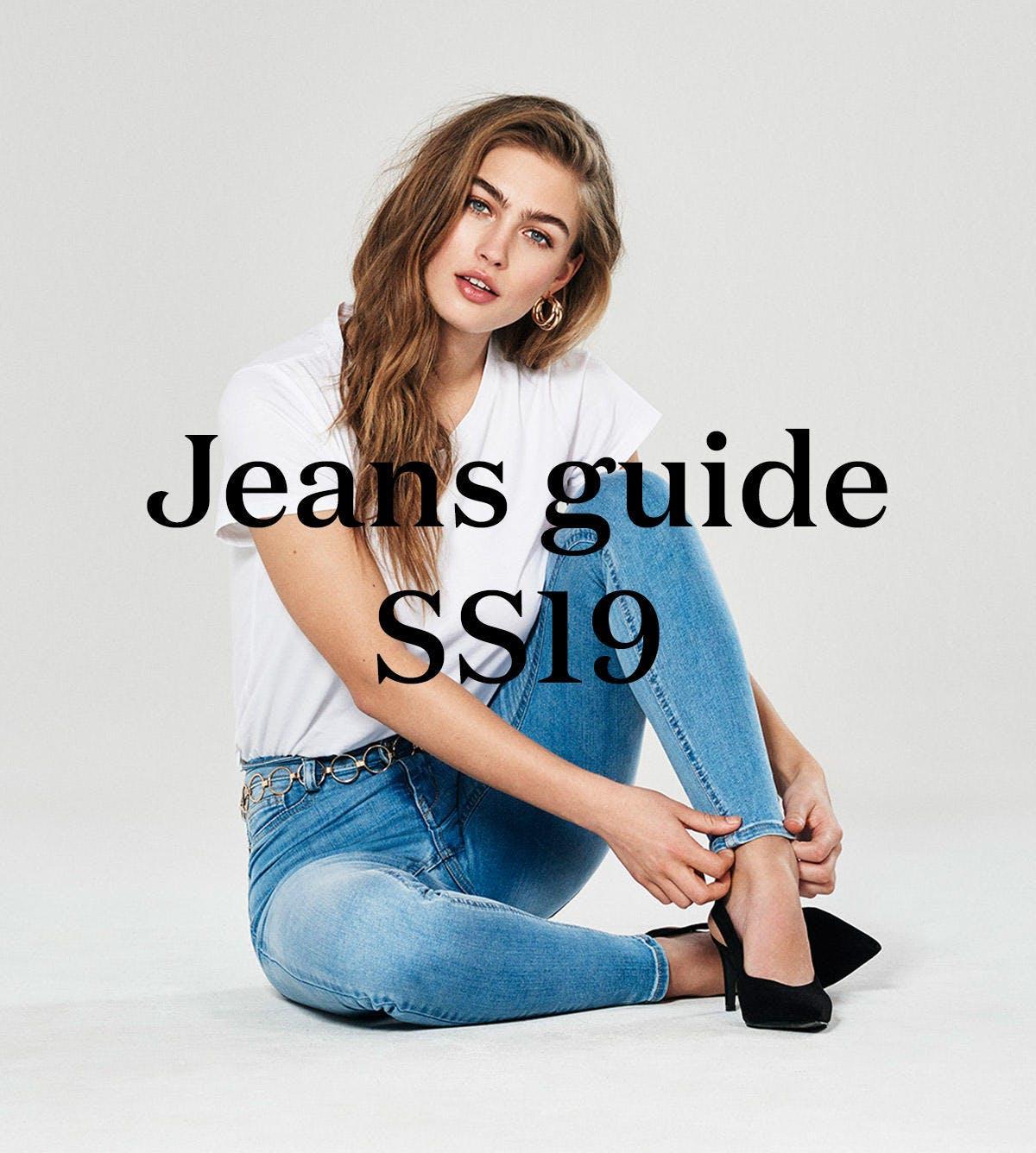 081be4c0 NEW SEASON = NEW JEANS! Nu vil vi gøre det nemt for dig at finde den rette  pasform blandt alle de nye trends og styles. Her i jeansguiden kan du se  sæsonens ...