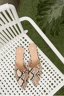 Asusteet ja kengät
