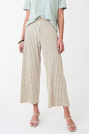 Mønstrede bukser