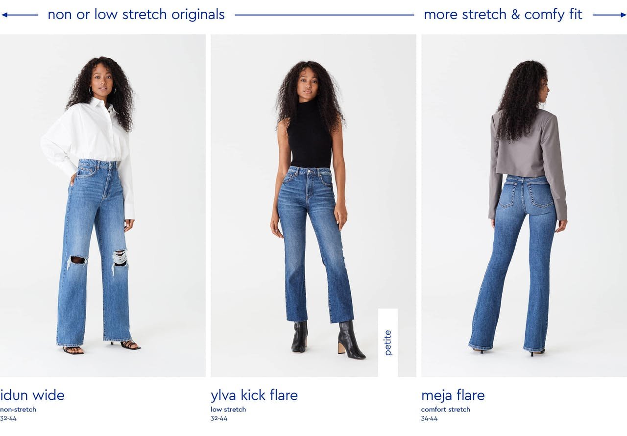 jeans gina tricot blogg