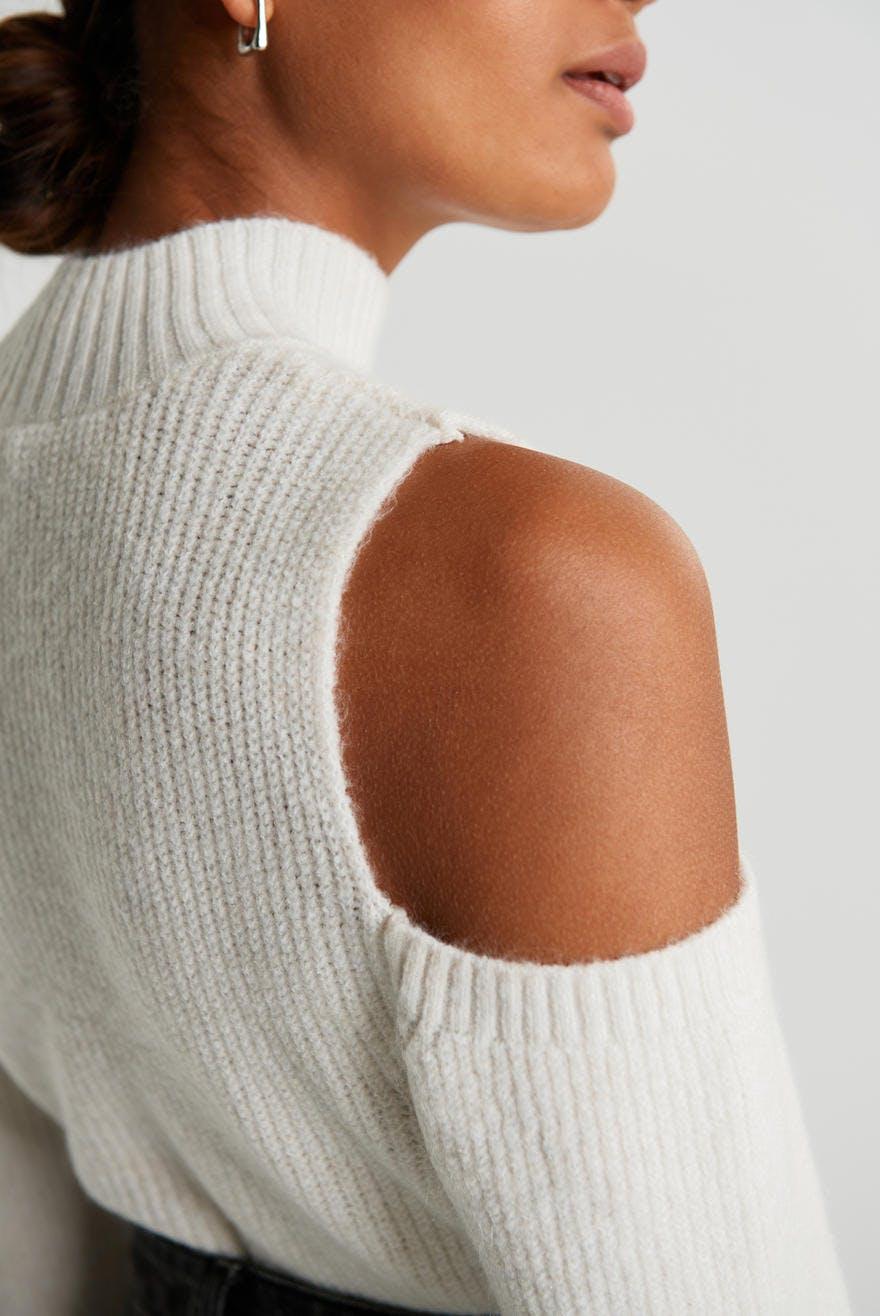genser med høy hals gina tricot