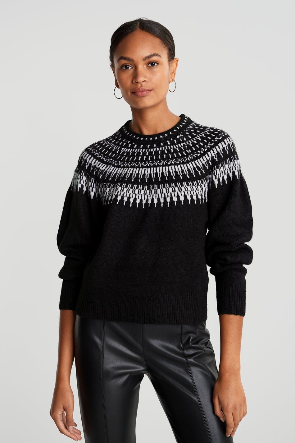 Klara knitted sweater