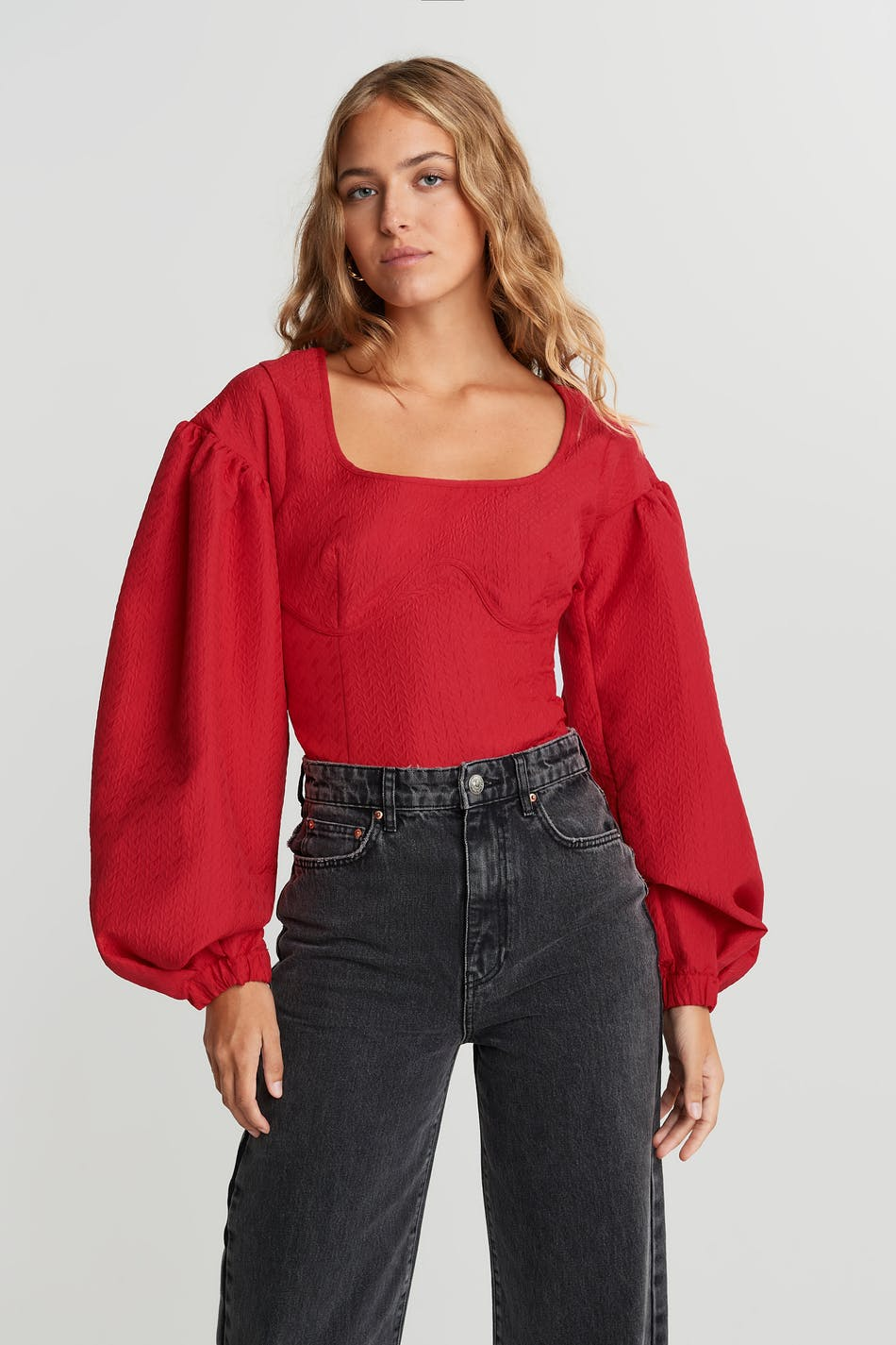 Miranda blouse