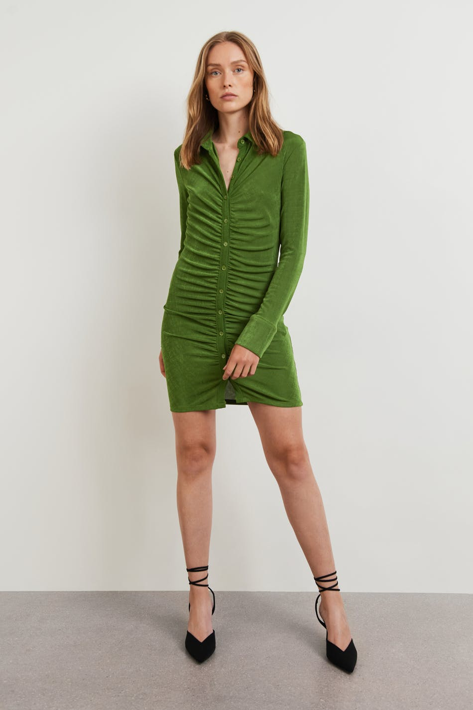 Gina Tricot Dolly shirt dress