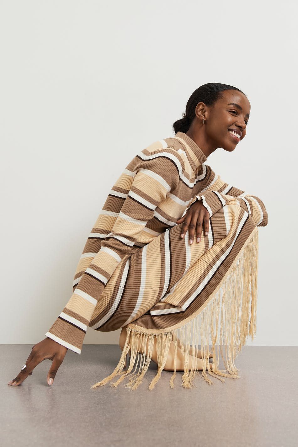 Gina Tricot Alyssa knitted dress