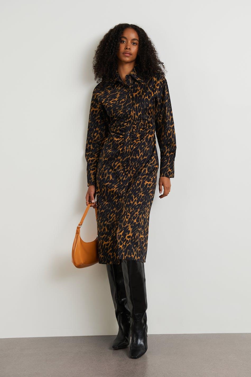 Gina Tricot Fiona shirt dress