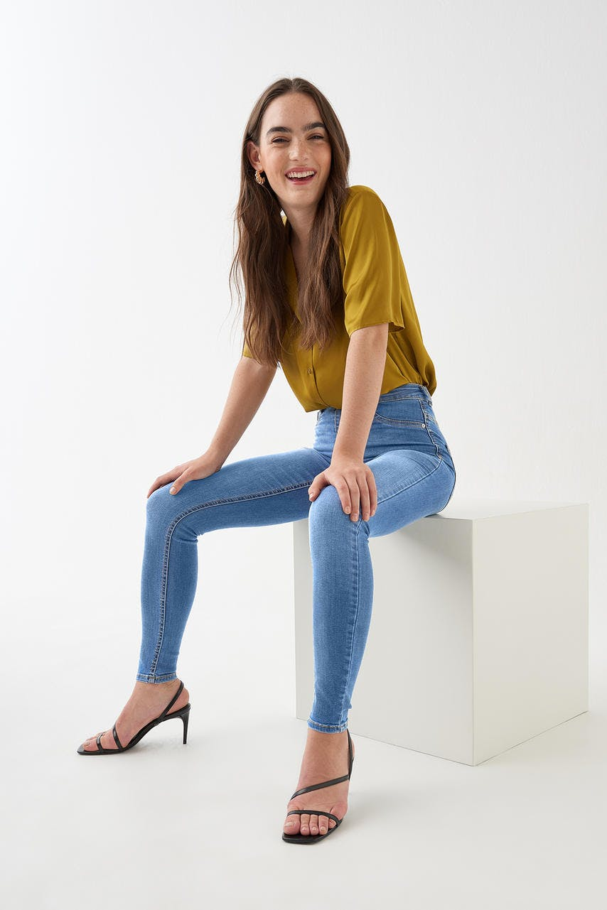 0a4874f9 Jeans - Clothing and fashion online - Gina Tricot
