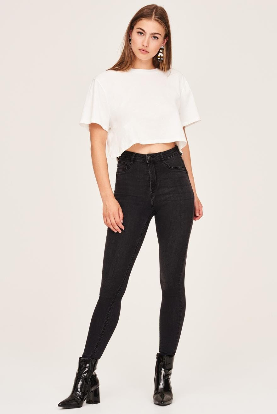 c27d00aec1 Molly highwaist jeans 29.99 EUR, Skinny jeans - Gina Tricot