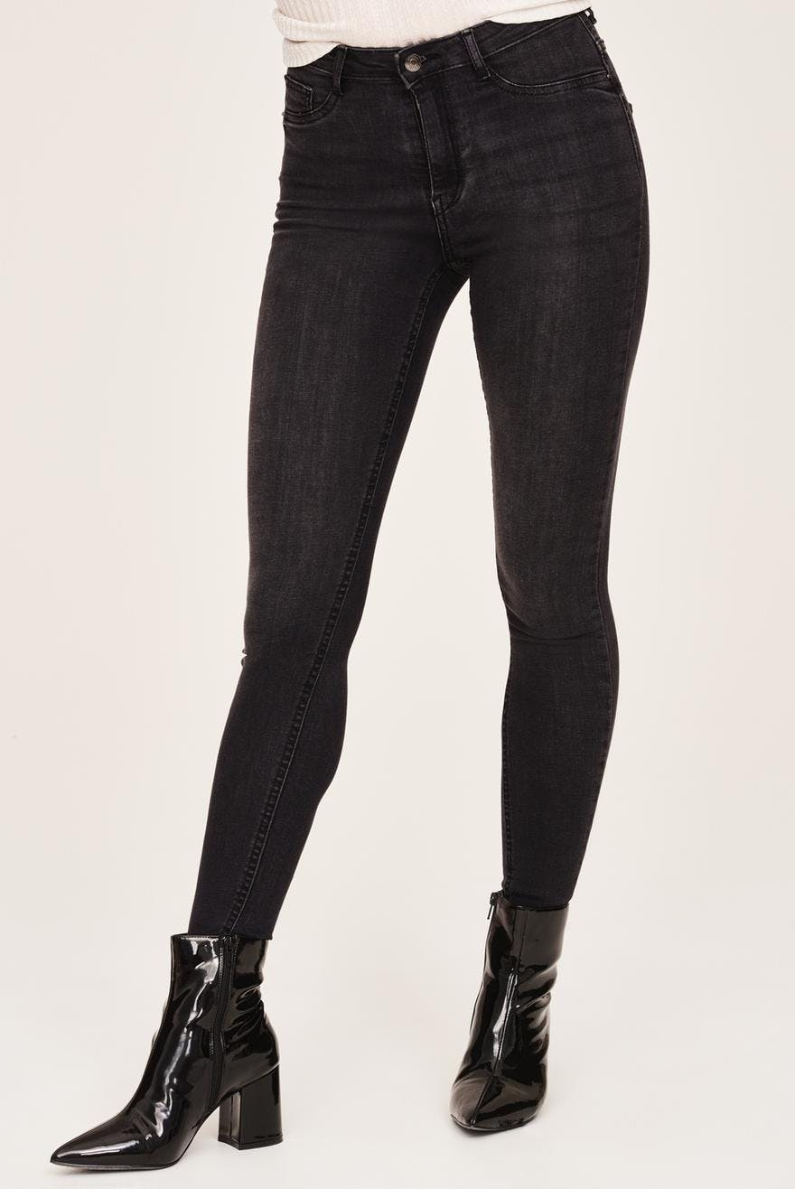 gina tricot molly jeans