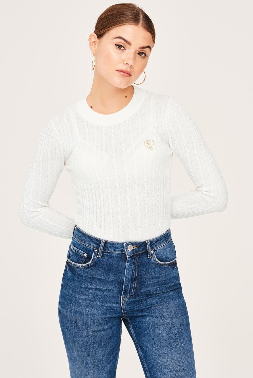 50af4779 Hanna knitted sweater 24.99 EUR, Knitted sweaters - Gina Tricot