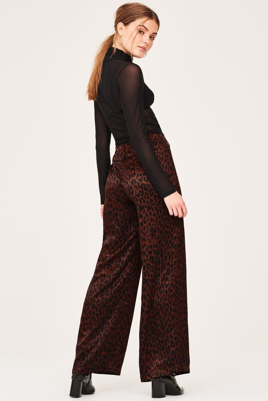 fdf27b9a480 Elin bukser 199.00 DKK, Mønstrede bukser- Tøj og mode online - Gina Tricot