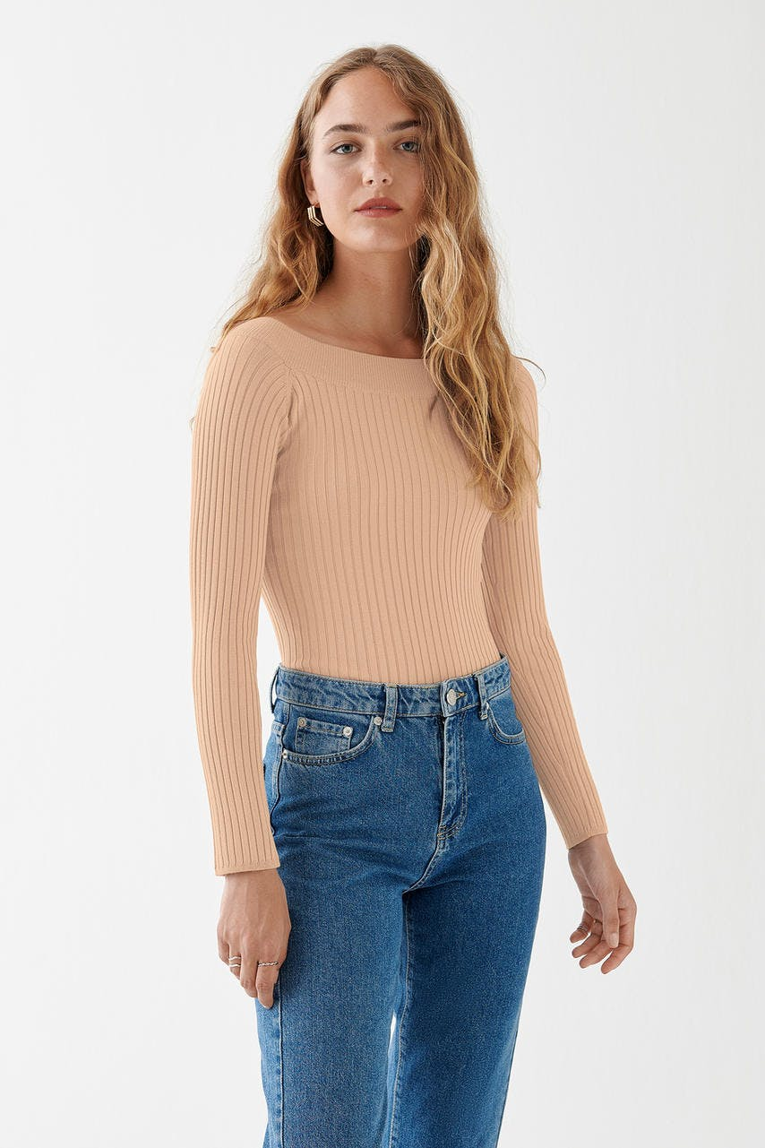 0cfba84e Louise knitted off shoulder
