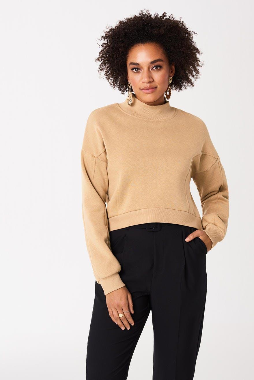 Gine tröja 89.70 SEK, Collegetröjor Snygga trendiga
