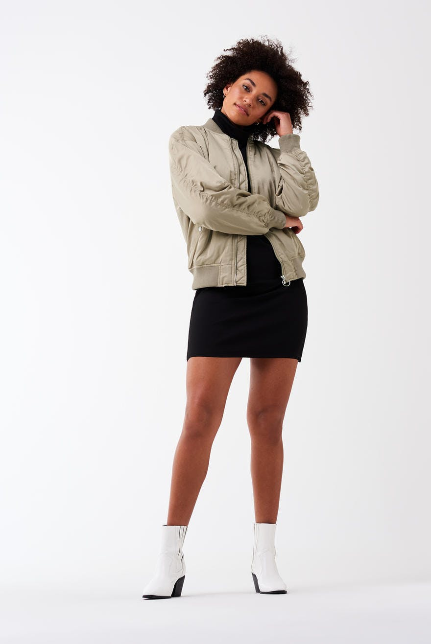 Bomber jacket | Gina Tricot Collections |