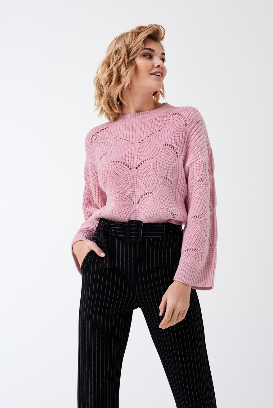1b5477e939f Fanny knitted sweater 12.50 EUR, Knitted sweaters - Gina Tricot