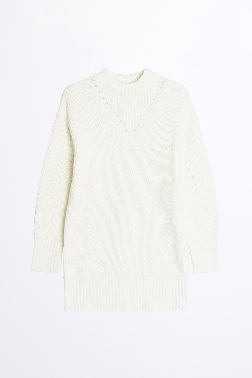 50226ac4884 Thea knitted tunic 12.50 EUR, Knitted sweaters - Gina Tricot
