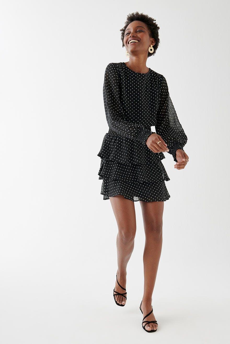 Dotty dress, Klänningar Köp trendiga klänningar online