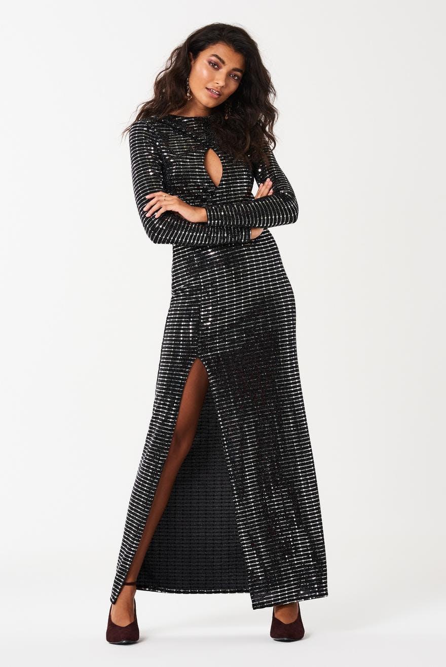 3e4baf6db6c Beatrice maxiklänning 149.00 SEK, Festklänningar - Köp trendiga festklänningar  online - Gina Tricot