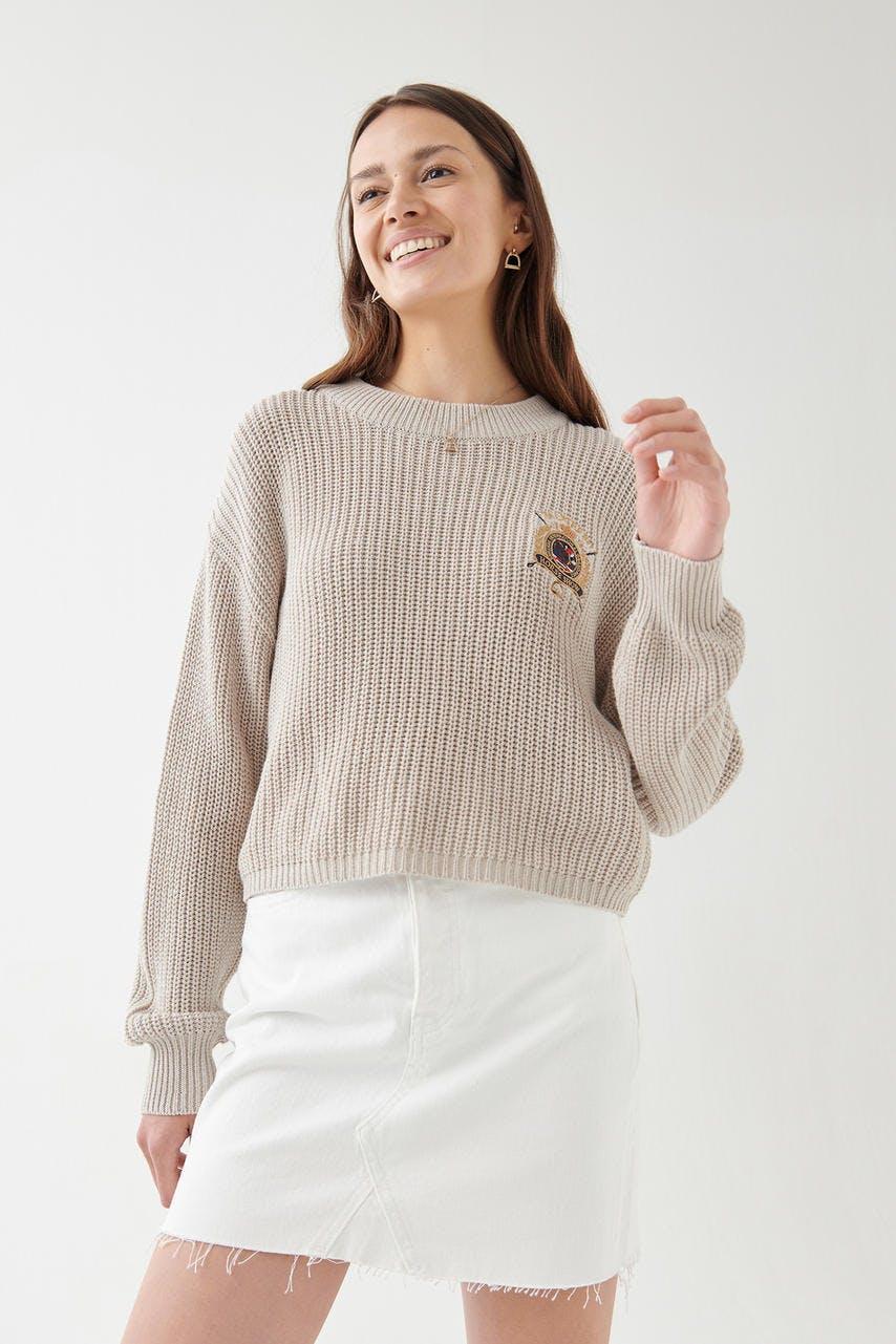 c1eb9df48997 Stickade tröjor - Trendiga stickade tröjor - Gina Tricot - Gina Tricot