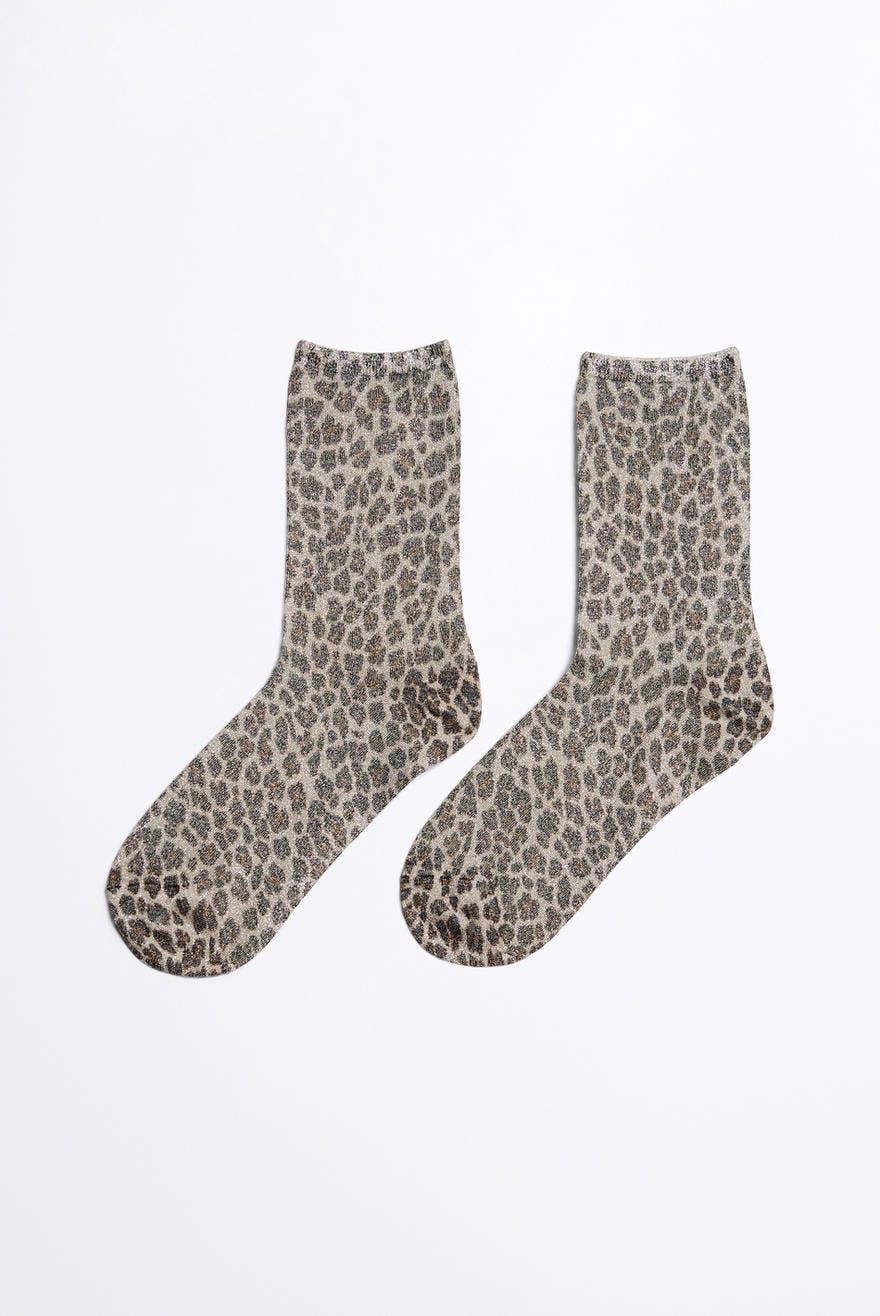 half off b6a57 35a87 Frippery Glitter Socks, Weekday Britney glitter socks Gina Tricot ...