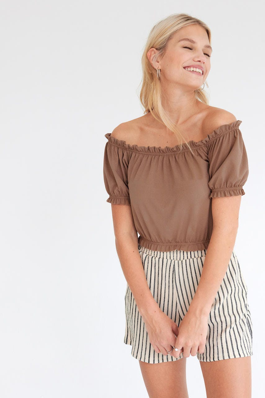 f09ae0f35c38 Toppar - Kläder och mode online - Gina Tricot - Gina Tricot