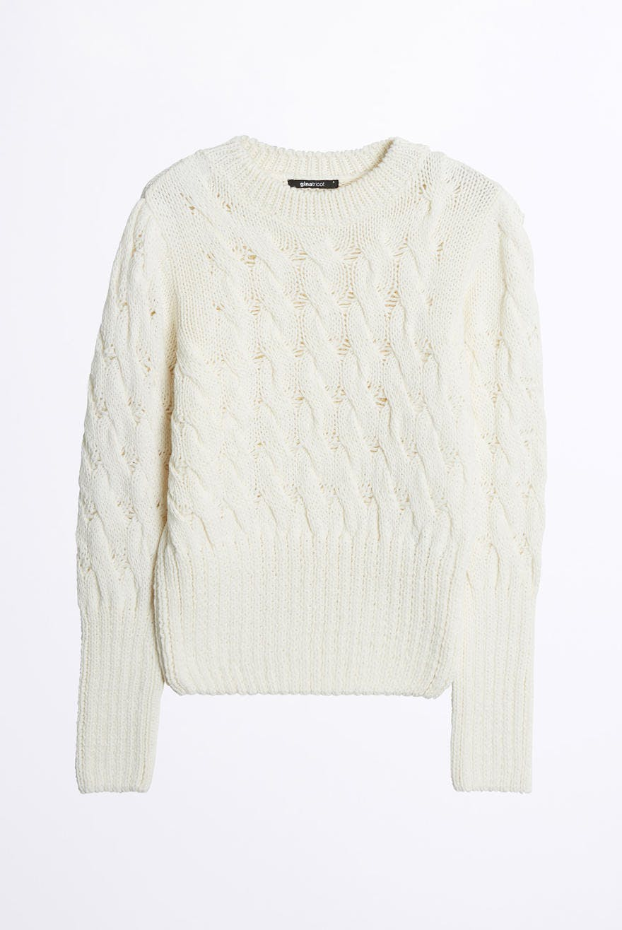7e631b03f1b Allie knitted sweater 34.99 EUR, Knitted sweaters - Gina Tricot