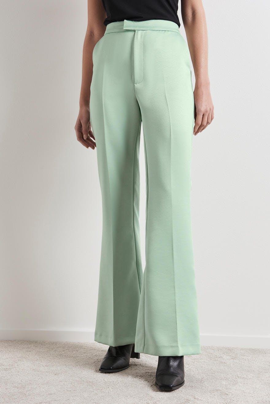 Sussi satin trousers 98.70 DKK, Habitbukser Tøj og mode