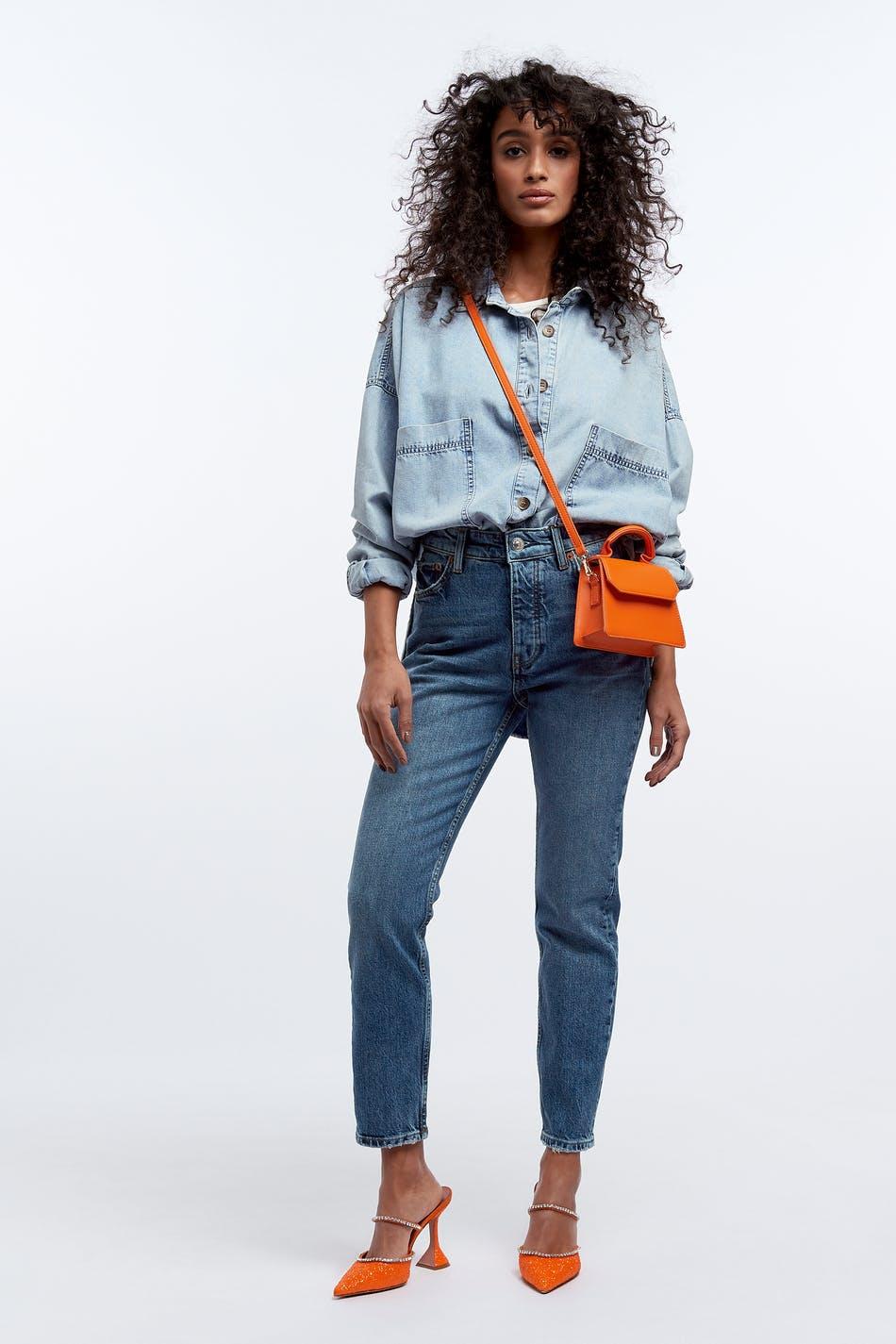 Slim Jeans Tøj og mode online Gina Tricot