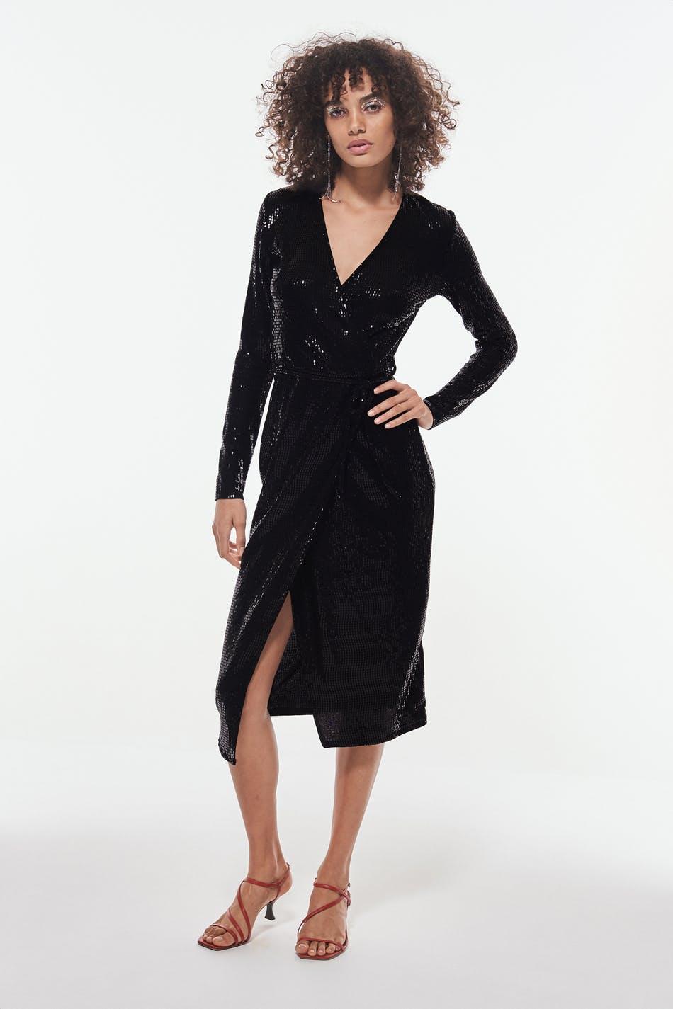 gina tricot kjoler 2019